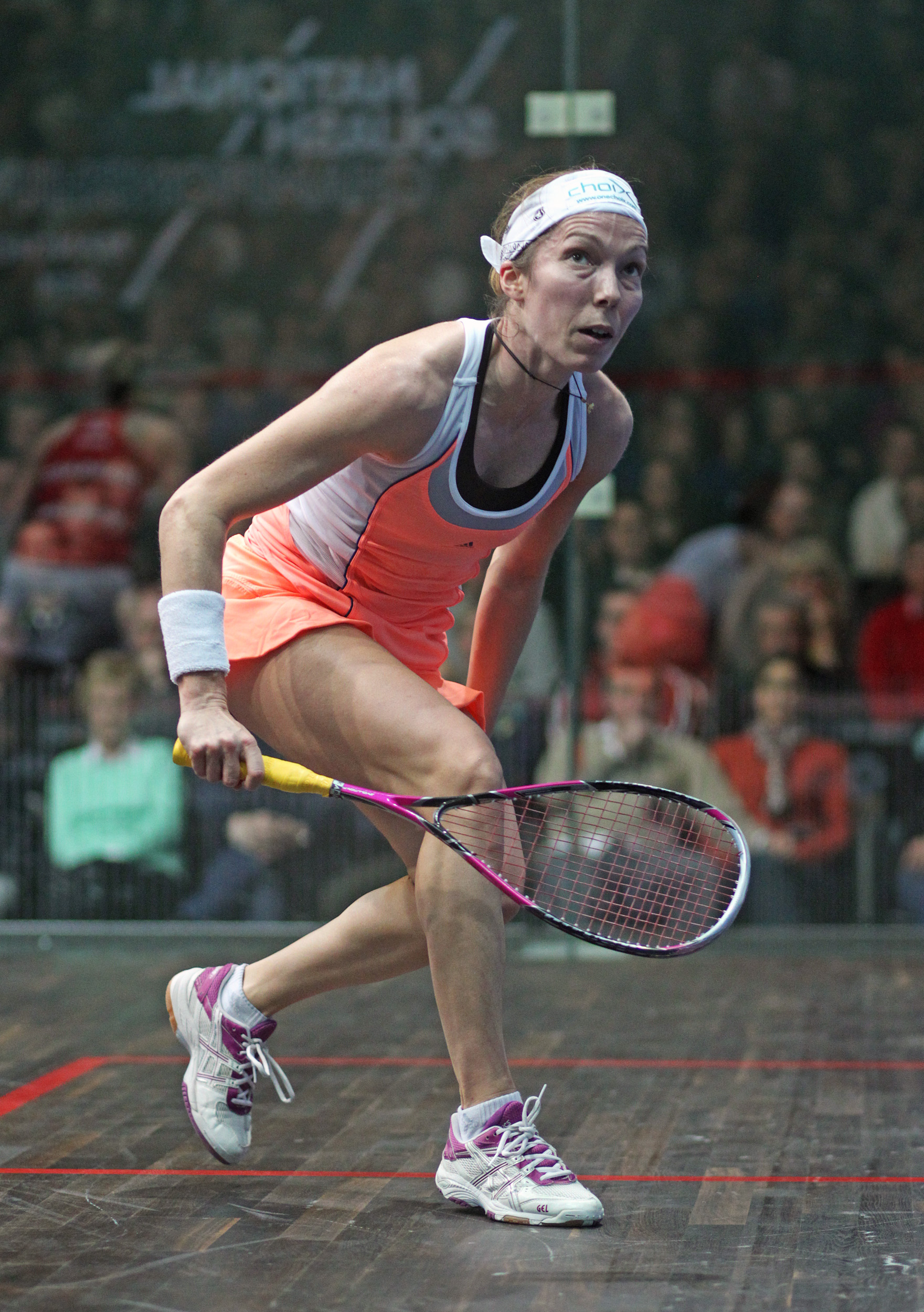 Perry is 7 years older than her nearest-aged rival in the world top 10