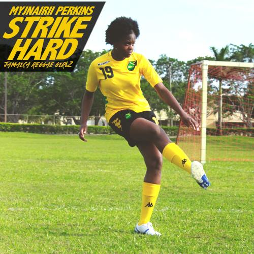 Jamaica's Reggae Girlz face their biggest test yet at a World Cup qualification tournament in Trinidad & Tobago (c)